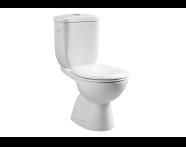 05-003-001 - Arkitekt Toilet Seat, White