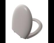 106-020-009 - Memoria Toilet Seat, Soft Closing, Matt Beige