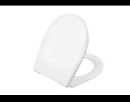 25-003-001 - Arkitekt Klozet Kapağı Duroplast, Metal Menteşe, Üstten Sıkmalı