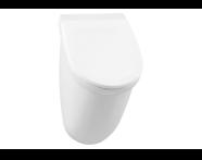 4017B003-0309 - Mona Pisuvar Kapak Deliksiz, Arkadan Su Girişli, Arkadan Çıkışlı