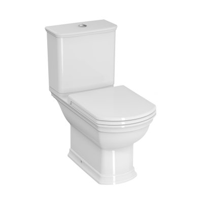 Serenada Close-Coupled WC Pan