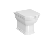 4164B003-0075 - Serenada Back-to-Wall WC Pan