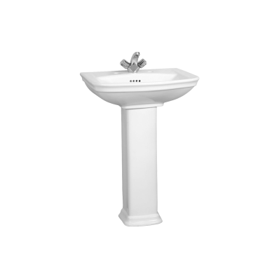 Serenada Washbasin, 2th, 60 cm