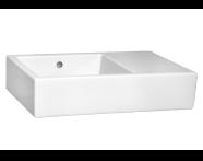 4234B003-0012 - Arkitekt K Basin, 60x40 cm