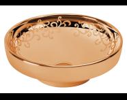 4334B073-2100 - Water Jewels Bowl, 40cm