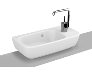 4387B003-0921 - Shift Countertop Washbasin, 50x25 cm