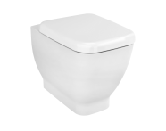 4393B003-0075 - Shift Floor Mounted Single WC Pan without Bidet Pipe