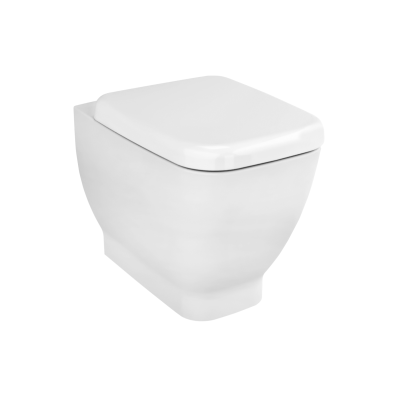 Shift Floor Mounted Single WC Pan without Bidet Pipe