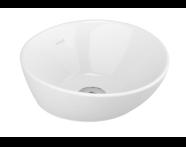 4421B003-0016 - Geo Round Bowl, 38 cm