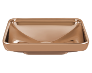 4442B073-0016 - Water Jewels Rectangular Countertop Basin, 60cm