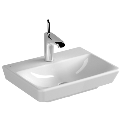 T4 Washbasin, without Overflow Hole, 45 cm