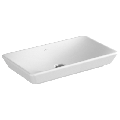 T4 Countertop Washbasin, without Overflow Hole, 60 cm