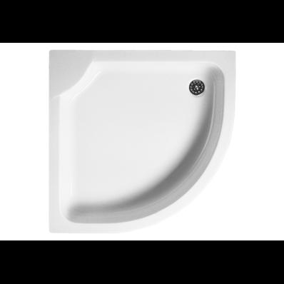 Optimum 80x80 cm Köşe Flat(Ayaklı Ve Panelli) Duş Teknesi
