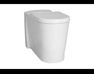 5119B003-0075 - Matrix Back-to-Wall WC Pan, 75 cm
