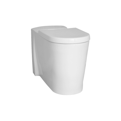 Matrix Back-to-Wall WC Pan, 75 cm