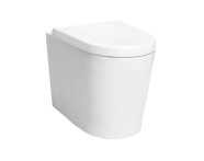 5138B003-0075 - Nest Back-To-Wall Single WC Pan without Bidet Pipe