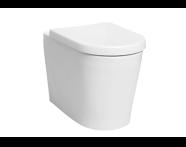 5138B003-0090 - Nest Duvara Tam Dayalı Tek Klozet Taharet Borusu Girişi Sıva Altı Uygulamalı