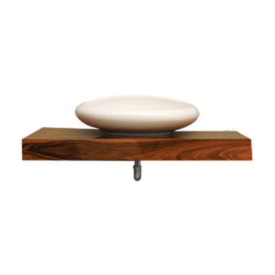 Options Lux Counter, 60 cm Walnut