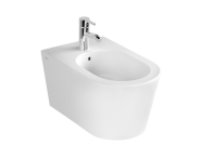 5174B003-0288 - Nest Wall-Hung Bidet  without Side Holes, without Tap Hole
