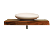 52235 - Options Lux Counter, 100 cm Walnut