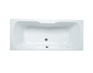 52430001000 - Optima 170x75 cm Double-Ended Bathtub