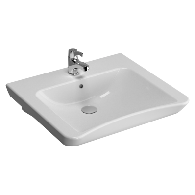 S20 Accessible, Washbasin, 60 cm