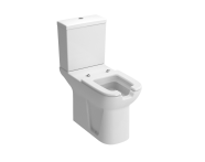 5293B003-0845 - S50 Bedensel Engelli Takım Klozeti Universal Çıkışlı, Önü Oyuklu