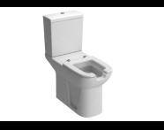 5293B003-1023 - S20 Bedensel Engelli Takım Klozeti Universal Çıkışlı, Önü Oyuklu