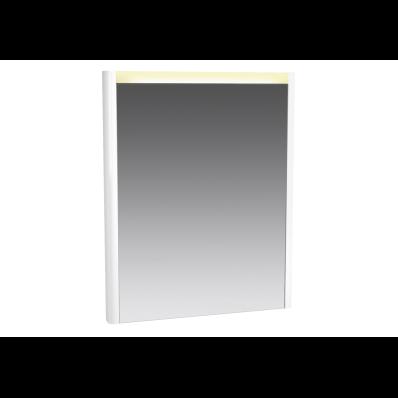 T4 Illuminated Mirror, 60 cm, Hacienda Brown