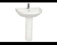 5303L003-0999 - S50 Round Washbasin, 65 cm