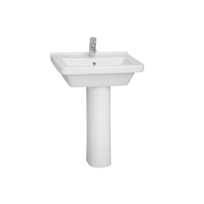 S50 Square Washbasin, 60 cm
