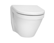 5318L003-0075 - S50 Wall-Hung WC Pan, 52 cm