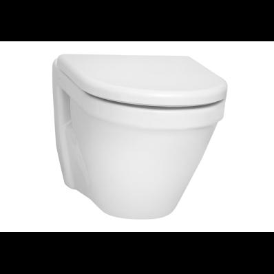 S50 Wall-Hung WC Pan, 52 cm