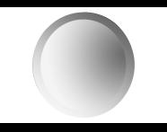 53200 - Gala Classic Boy dolabı aksesuarı, büyüteçli Ayna