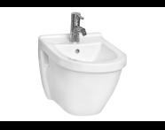 5324L003-0290 - S50 Wall-Hung Bidet