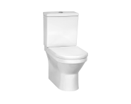 5332L003-0585 - S50 Back-To-Wall Close-Coupled WC Pan with Universal Outlet without Bidet Pipe