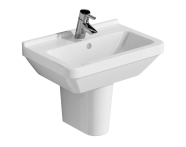 5341L003-0999 - S50 Compact Compact Basin, 55x37 cm
