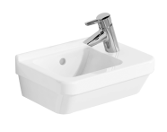 5343L003-0029 - S50 Compact Basin, 40x28 cm