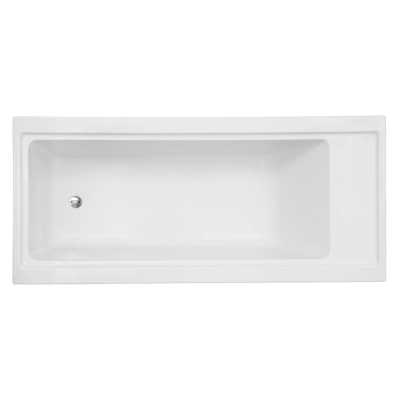 4 Life Pure 180x80 cm Rectangular Bathtub