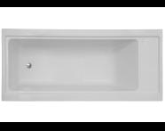 54320010000 - 4 Life Pure 180x80 cm Dikdörtgen/Tek Taraflı Aqua Soft Easy-Abs Jetli
