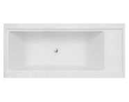 54330001000 - 4 Life Pure 200x90 cm Rectangular/Double Ended Bathtub