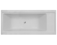 54330007000 - 4 Life Pure 200x90 cm Dikdörtgen/Çift Taraflı, Ayak, Panel, Kumandalı Sifon