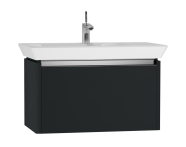54571 - T4 Washbasin Unit 80cm, Matte Grey