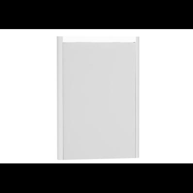 T4 Aydınlatmalı ayna, 50 cm, Parlak Beyaz