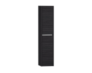 54712 - T4 Tall Unit (2 Doors) Left, Hacienda Black