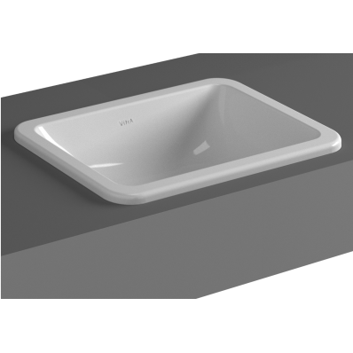 S20 Square Countertop Basin, 45 cm