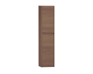 54772 - S50 + Tall Unit (2 Doors) (Left), Dark Oak