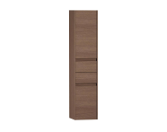 54778 - S50 + Tall Unit (Drawer) (Left), Dark Oak