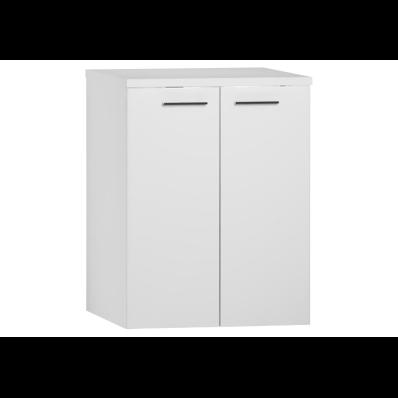 S20 Çamaşır makinesi dolabı, 69 cm, Parlak Beyaz