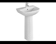 5501L003-0999 - S20 Cloakroom Washbasin, 50 cm